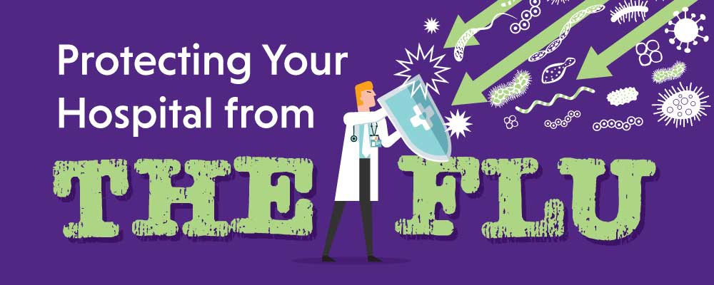 Download Protecing Your Hospital from the Flu Infographic