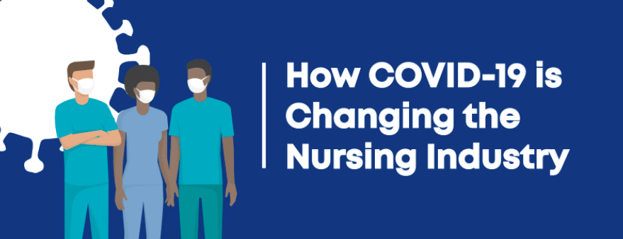 How COVID-19 is Changing the Nursing Industry
