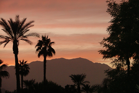 Rancho Mirage Scenery